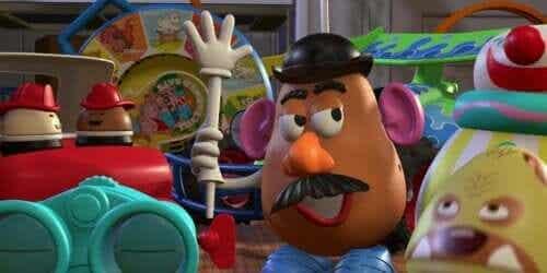 Mr. Potato Head: a Toy that Promotes Child Development