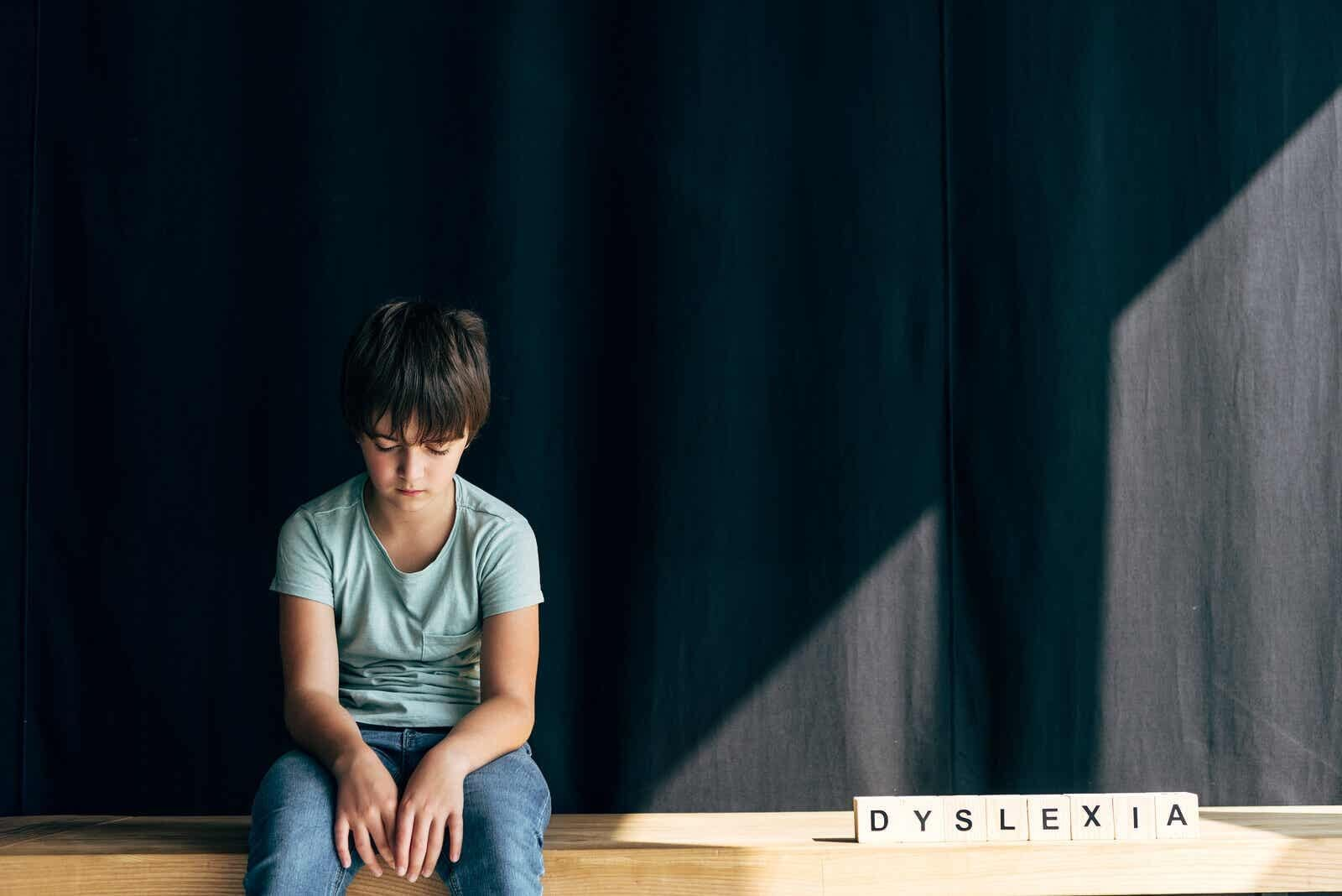 A child with dyslexia needs to be addressed in the classroom in an inclusive manner.