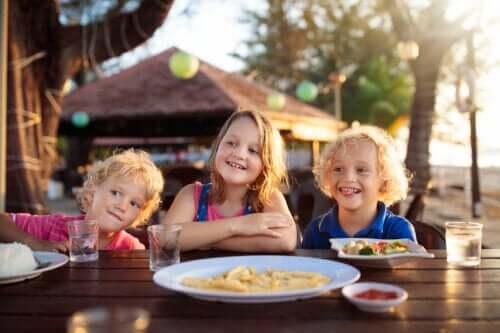 Appetite Regulation in Children