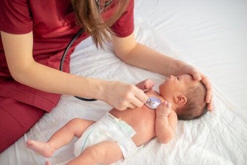 Heart Murmur in Babies