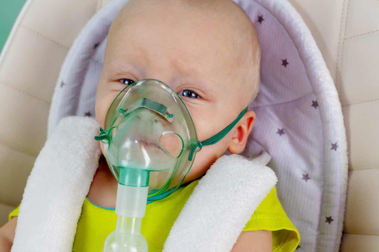 Respiratory treatment.