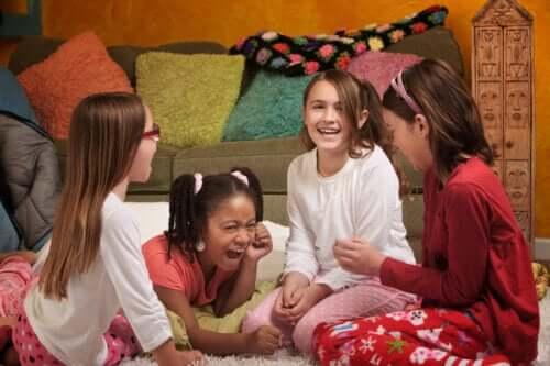 5 Fun Sleepover Games for Kids