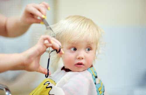 How to Cut Your Baby's Hair?