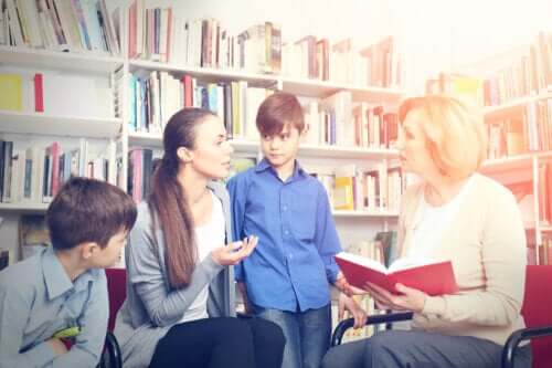 How to Build a Team Between Family and School