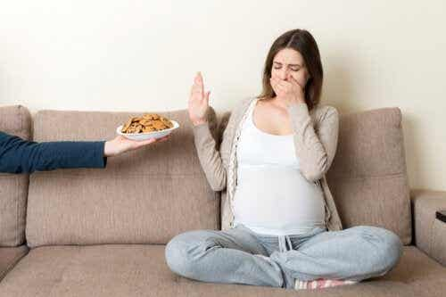 How Pregnancy Affects the Senses