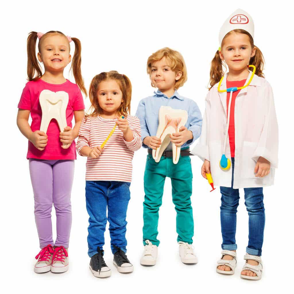 Sleutels om de beste tandarts voor je kind te kiezen