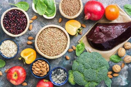 7 Foods to Fight Childhood Anemia