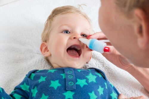 What Is Physiological Saline for Babies and Children?