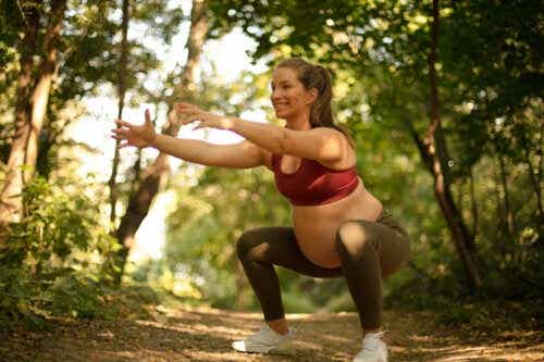 6 Exercises to Help Your Baby Fit in the Birth Canal