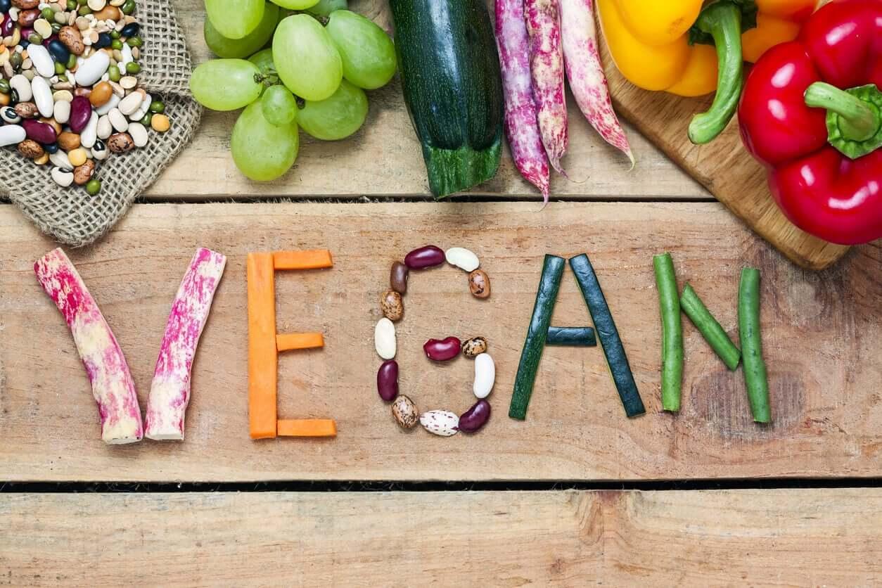 Een veganistisch dieet voor baby's
