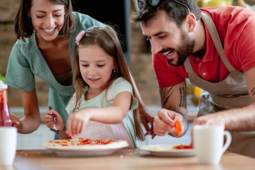 4 Tips for Cooking as a Family
