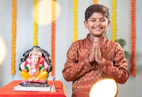 30 Hindu Names for Boys